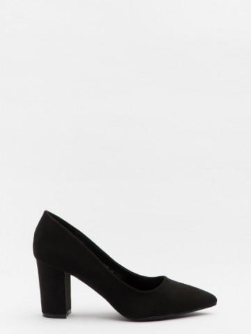 Pantofi cu toc cod S-666Y Black