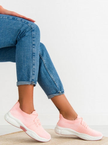 Pantofi sport cod 0105-4 Pink