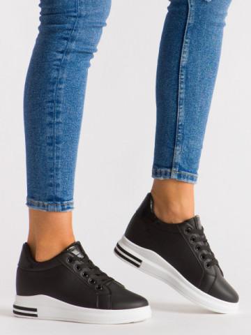 Pantofi sport cod 1061 All Black