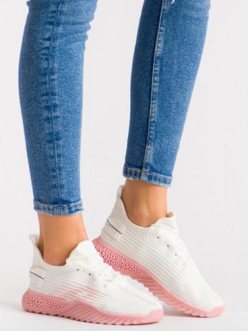 Pantofi sport cod 1660 White