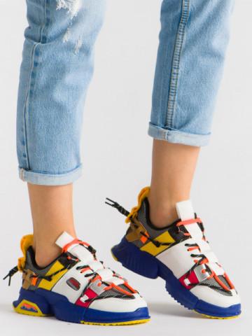 Pantofi sport cod 2019-21 Blue