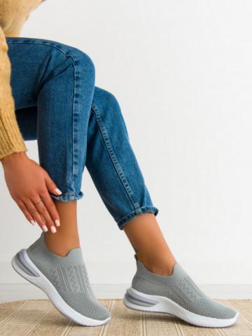 Pantofi sport cod 2046 Grey