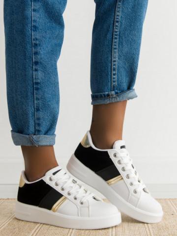 Pantofi sport cod 2050 Black
