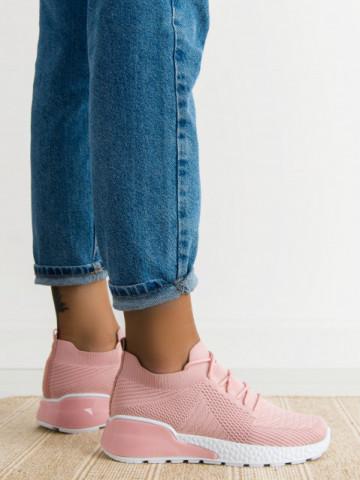Pantofi sport cod 2056 Pink