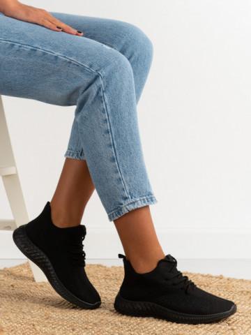 Pantofi sport cod 7819 All Black
