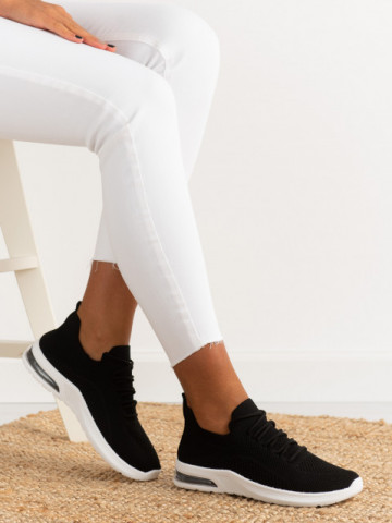 Pantofi sport cod 887 Black