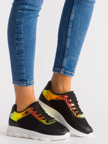Pantofi sport cod 952-6 Black
