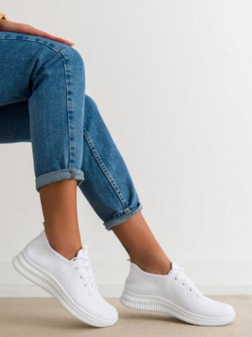 Pantofi sport cod A4 White