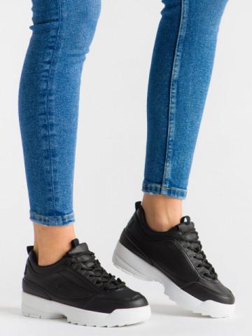 Pantofi sport cod AB630 Black