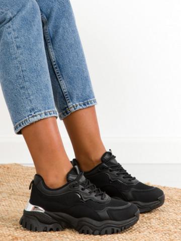 Pantofi sport cod AB855 Black