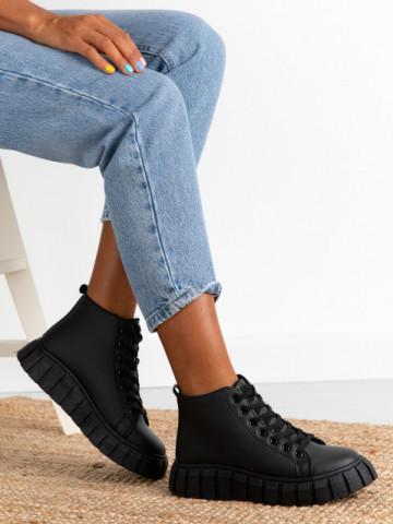 Pantofi sport cod ABC328 Black