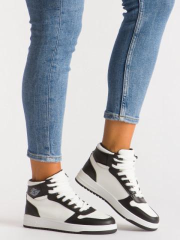 Pantofi sport cod AJ18 Black