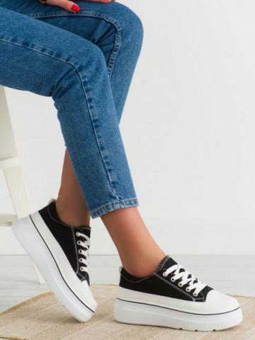 Pantofi sport cod BL228 Black