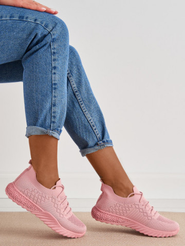 Pantofi sport cod CS9006 Pink