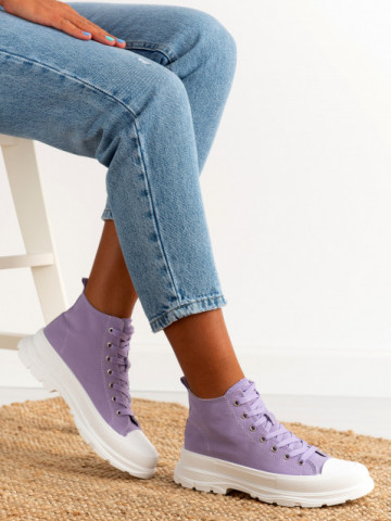 Pantofi sport cod D005 Purple