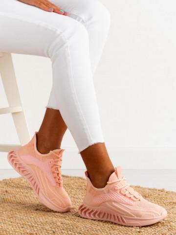 Pantofi sport cod E103 Pink