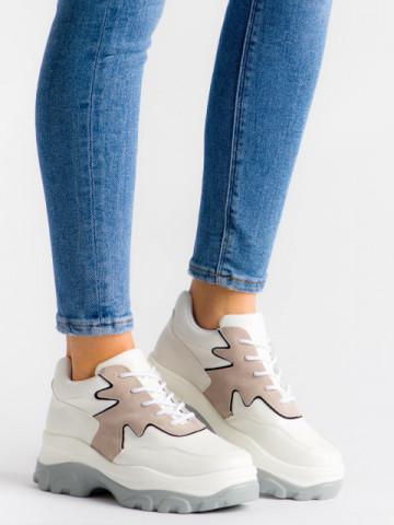 Pantofi sport cod E3260 Grey