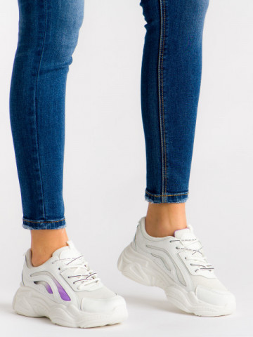 Pantofi sport cod G-237 Purple