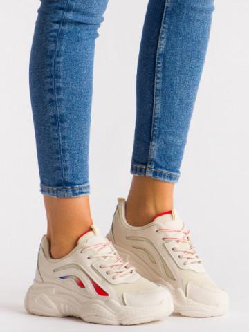 Pantofi sport cod G-237 Red