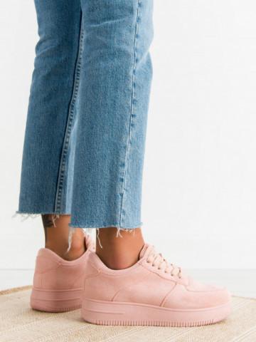 Pantofi sport cod J1851 Pink