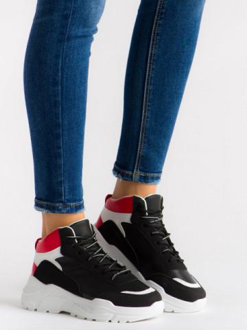 Pantofi sport cod JN40 Black