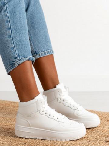Pantofi sport cod JW002 White