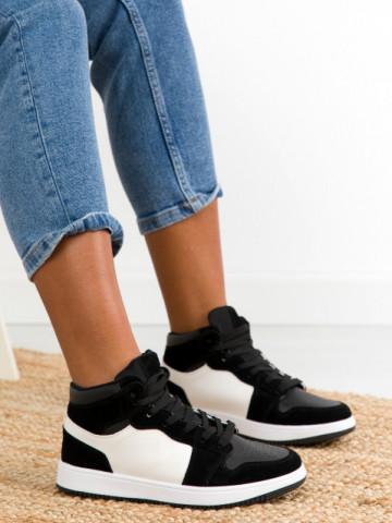Pantofi sport cod X-2962 Black