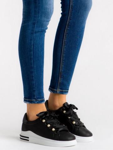 Pantofi sport cod X63 Black