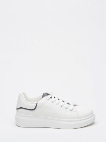 Pantofi sport cod YKQ190 White/Grey