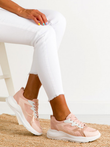 Pantofi sport cod YL53 Pink