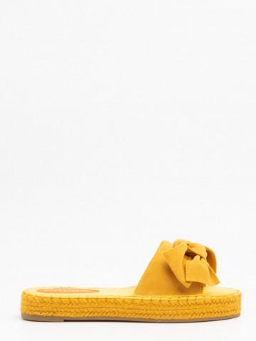 Papuci cod 266 Yellow