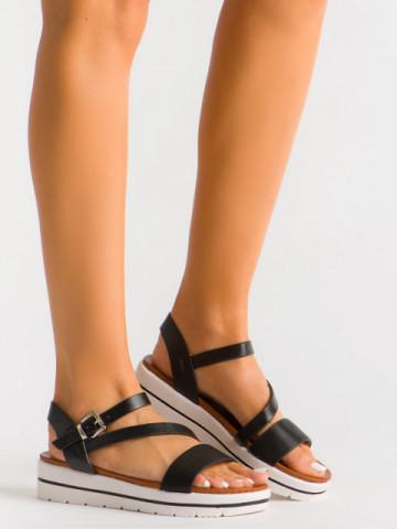 Sandale cod 100-936 Black