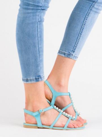 Sandale cod 3095-11 Blue