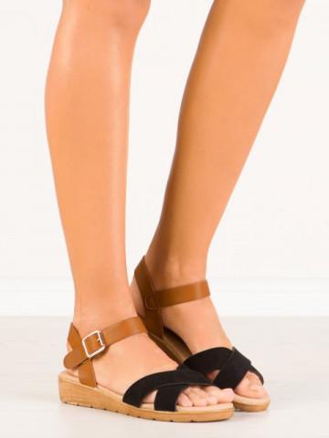 Sandale cod 9R175 Black