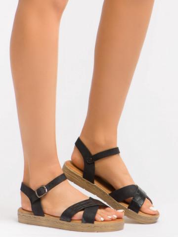 Sandale cod C1071 Black