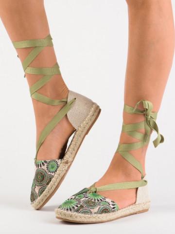 Sandale cod Y88-27 Green