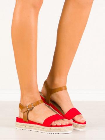 Sandale cod Y-8224 Red