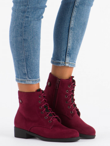 Ghete cod A22 Wine Red