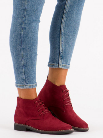 Ghete cod OD0148 Wine Red