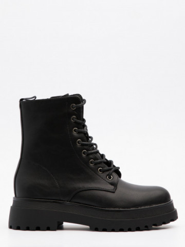 Ghete cod YQ213-32 Black