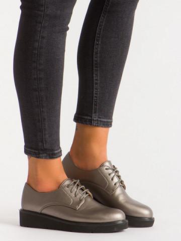 Pantofi casual cod 930-18 Grey