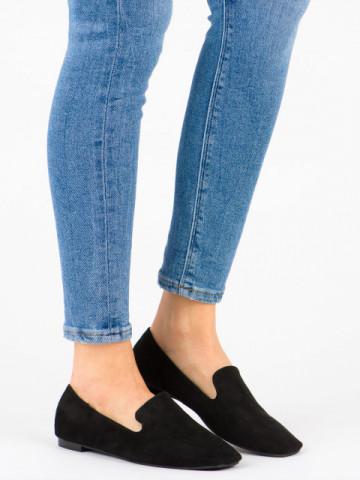 Pantofi casual cod A817 Black