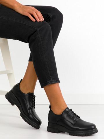 Pantofi casual cod XH-55 Black