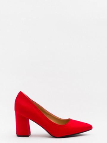 Pantofi cu toc cod 5339-1Y Red