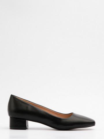 Pantofi cu toc cod A21-610 Black