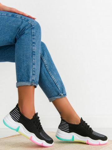 Pantofi sport cod 0115-1 Black