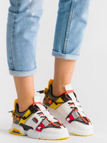 Pantofi sport cod 2019-21 White