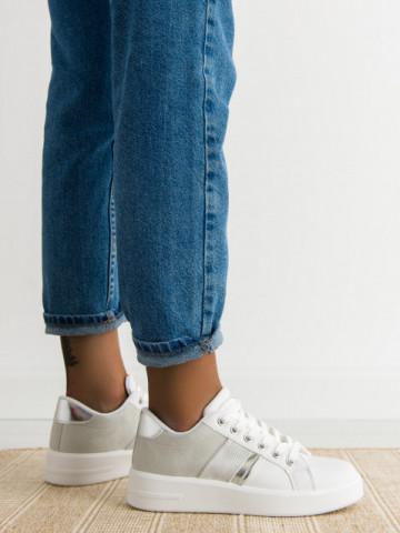 Pantofi sport cod 2050 White