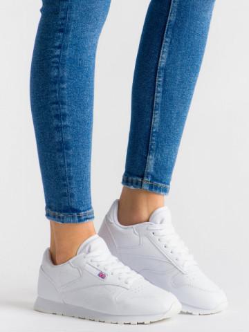 Pantofi sport cod 356-2 White
