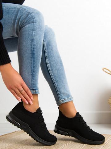 Pantofi sport cod 469 Black